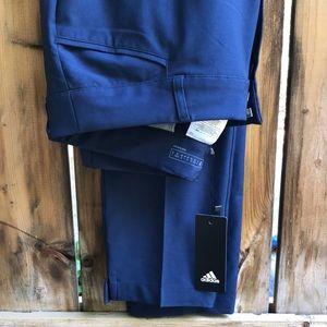 ADIDAS NWT Club full length pants size 10 indigo